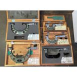 Lot with (5) Thread Micrometers (Located in Levittown, PA Facility)