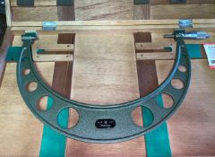 """Mitutoyo 14-15"""" Micrometer (Located in Levittown, PA Facility)"""