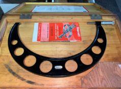 "Starrett 10-11"" Micrometer (Located in Levittown, PA Facility)"