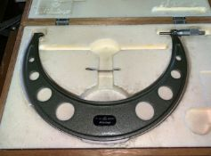 """Mitutoyo 11-12"""" Micrometer (Located in Levittown, PA Facility)"""