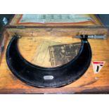"Starrett 6-7"" Micrometer (Located in Levittown, PA Facility)"