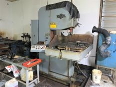 DoAll Mdl. 2612-D15 Vertical Band Saw