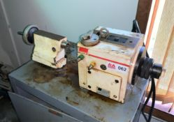 SMW Mdl. RT-5C 4th Axis Indexer