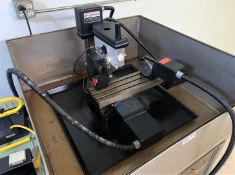 Servo Impact 7405 Four Axis CNC Mini-Mill