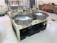 Elgin Dual Station Grinding / Polishing Machine