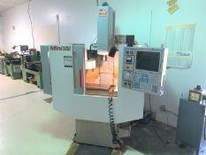 2000 - HAAS Mini-Mill CNC Vertical Milling Machine