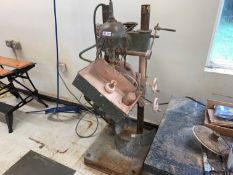 Optical Lens Drilling / Grinding Machine