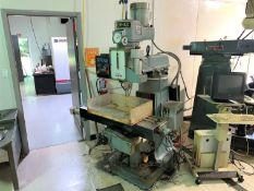 Supermax CNC Vertical Milling Machine