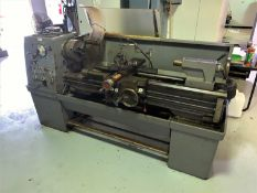 Clausing Colchester Gap Bed Lathe