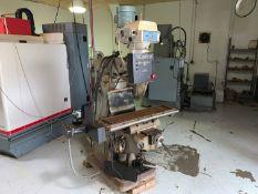 MSC CNC Vertical Milling Machine