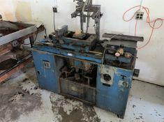 Varian Wafering Machine