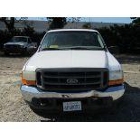 2001 Ford F-250 Reg Cab Pick Up Truck 2WD, 5.4L V8 Gas Eng., Lic. 6P68097, VIN: 1FTNF20L81EC90924,