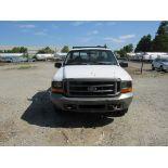2000 Ford F-250, Reg Cab, 2WD, 5.4L V8 Gas Eng., Lic. 6H41565, VIN: 3FTNF20L1YMA53146, Mileage 237,