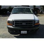 2001 Ford F-250, Reg Cab, 2WD, 5.4L V8 Gas Eng., Lic. 8E17080, VIN: 1FTNF20LX1EB70994, Milleage
