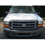 2000 Ford F-250, Reg Cab, 2WD, 5.4L V8 Gas Eng., Lic. 6G99125,VIN: 3FTNF20L1YMA56919, Mileage 264,