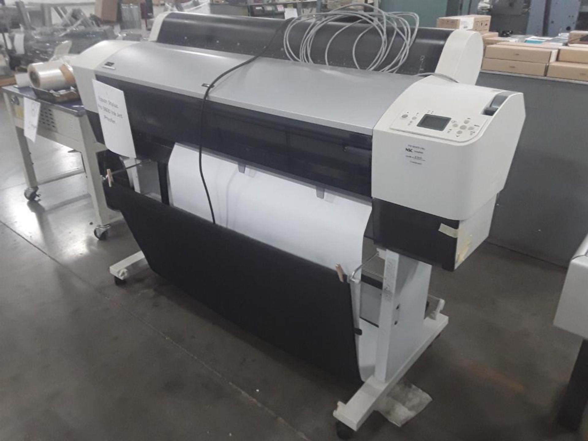 Lot 3 - Epson Stylus Pro 9800