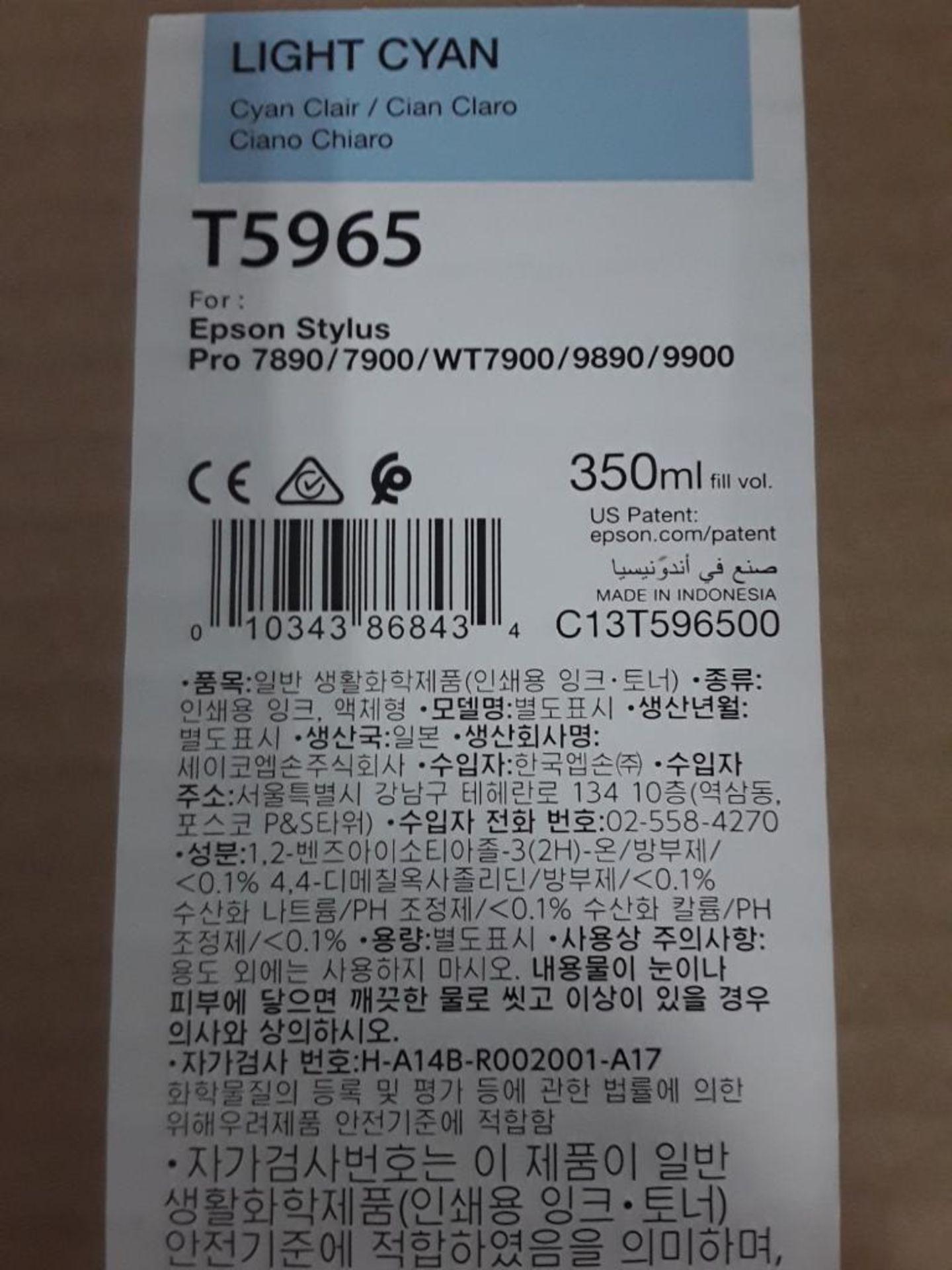 Lot 93 - Ink Cartridges for Epson Ink Jet Printer