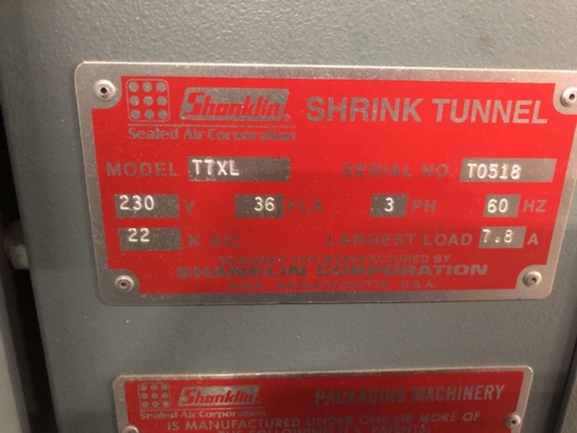 Lot 9 - Shanklin F-5 Shrink Wrap