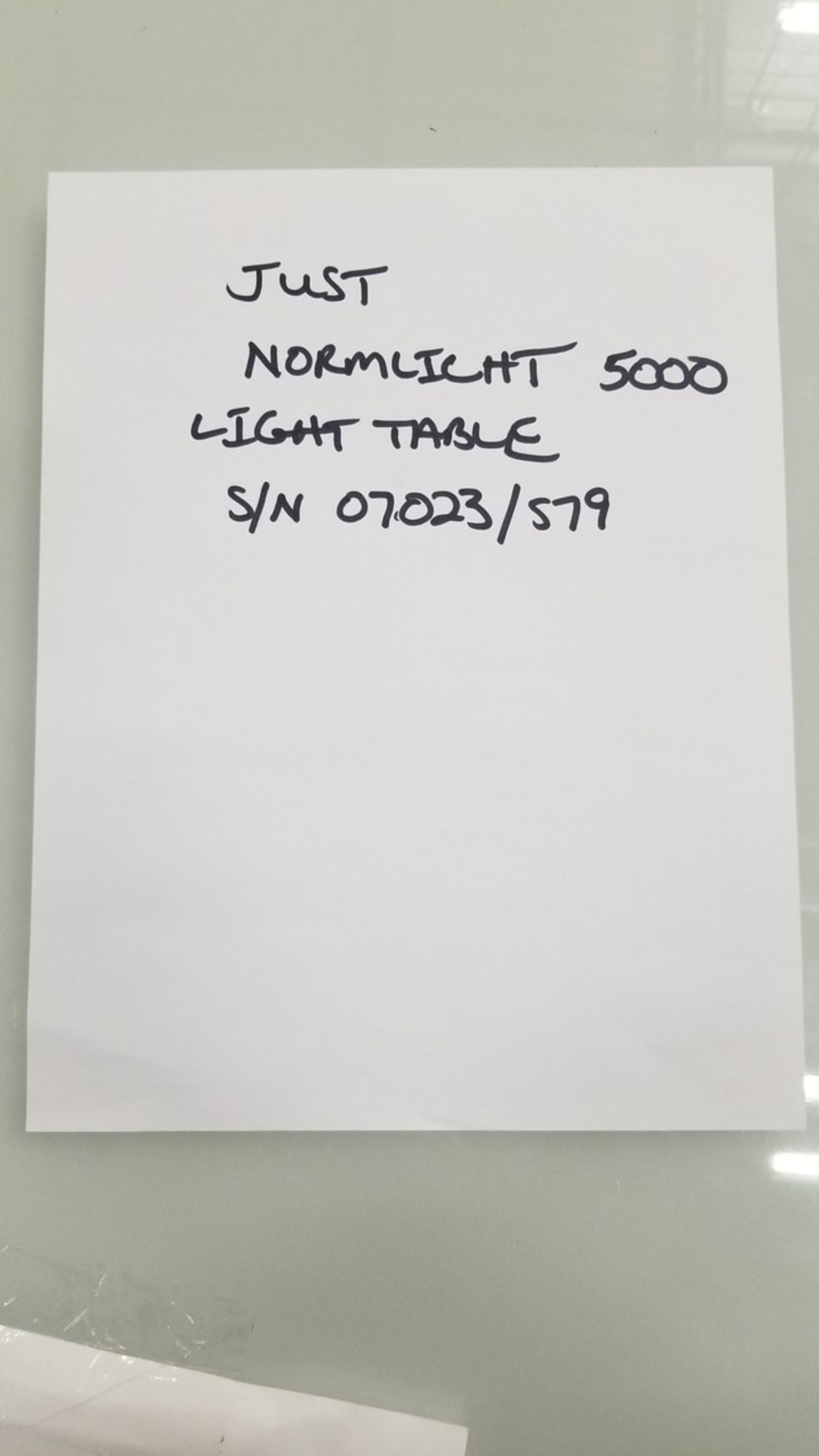 Lot 95 - Normlicht 5000 Light Table