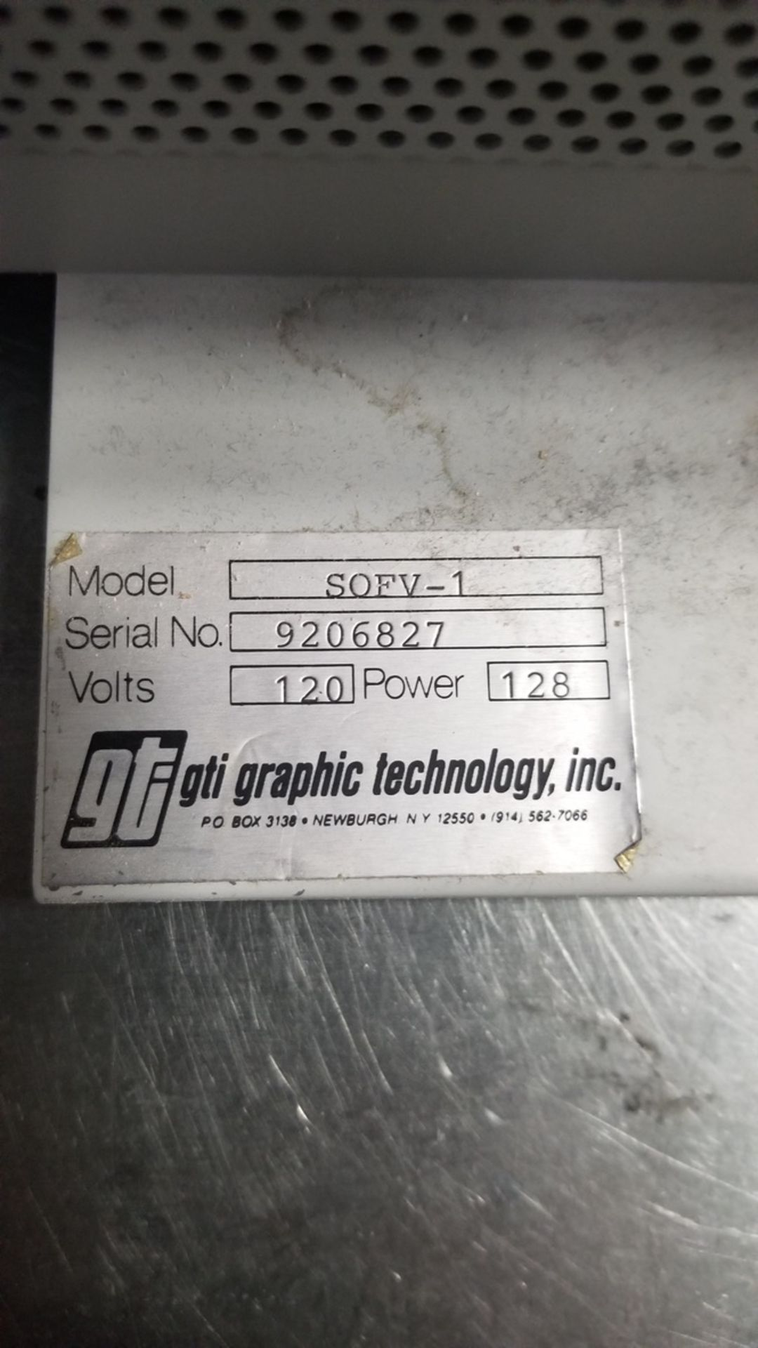 Lot 97 - GTI Softview D5000
