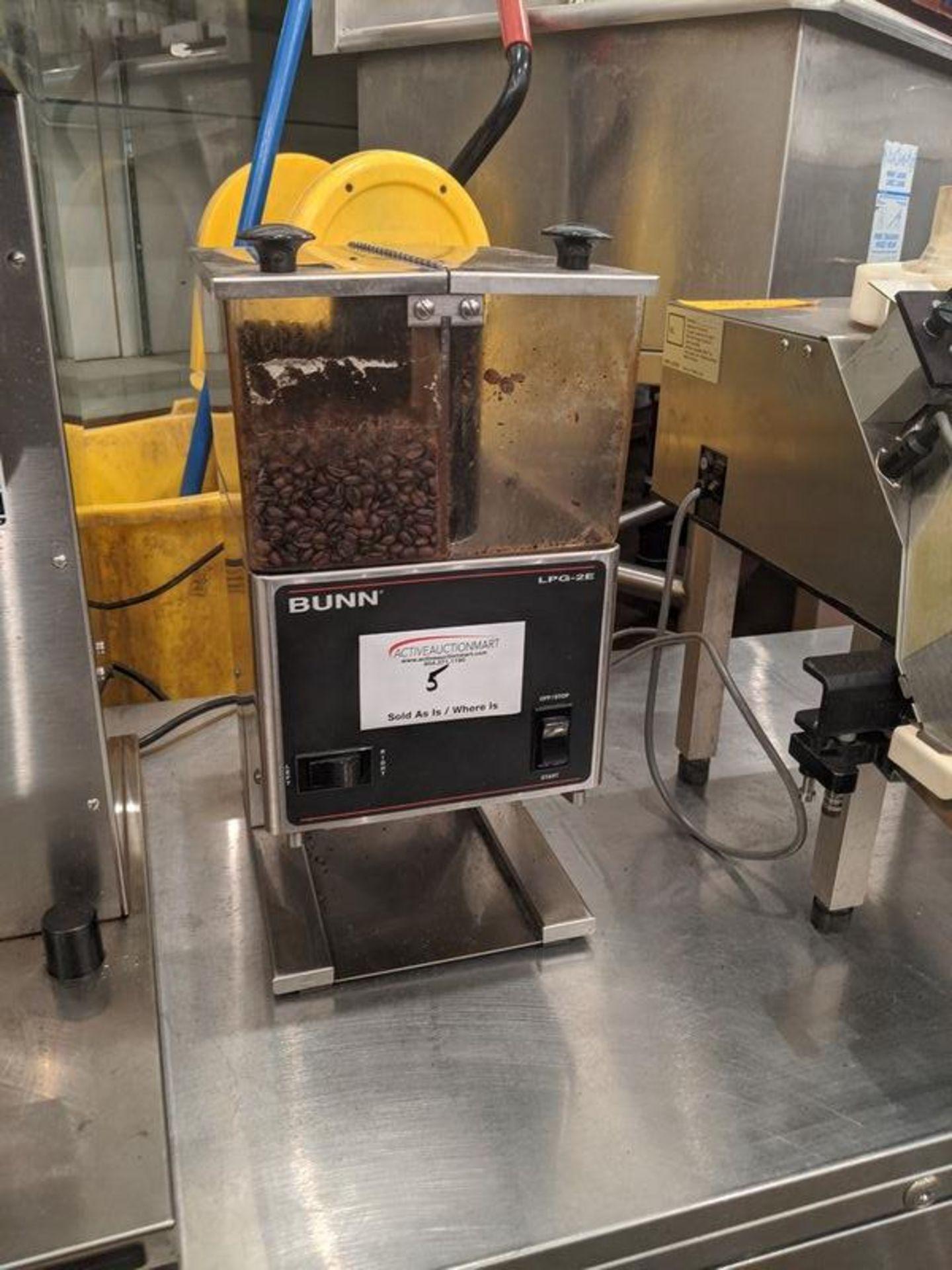 Lot 5 - Bunn Dual Hopper Coffee Grinder