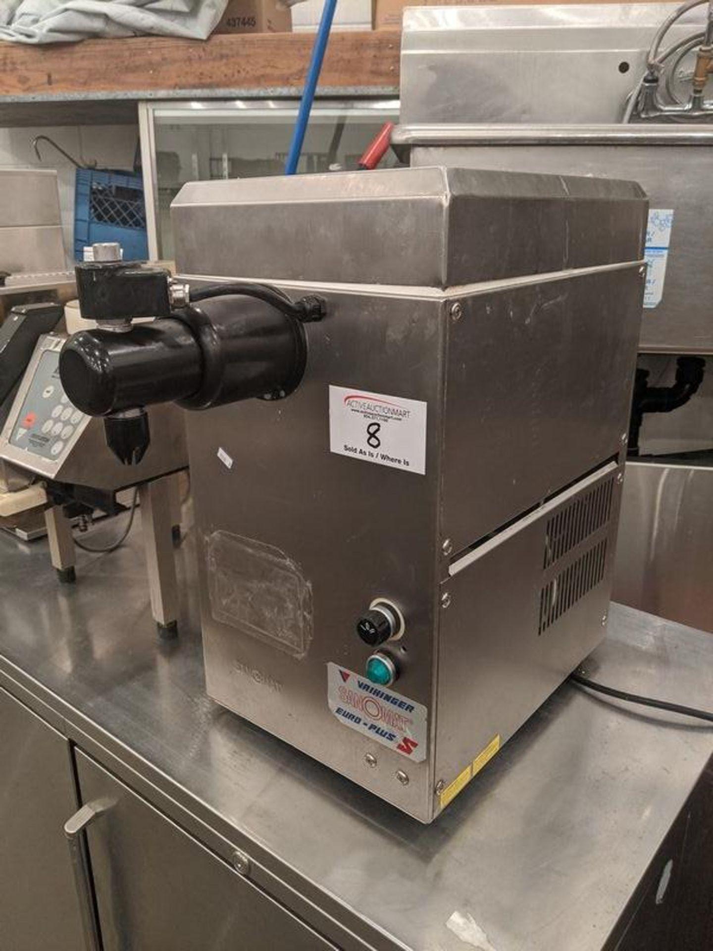 Lot 8 - Sanomat Whip Cream Dispenser
