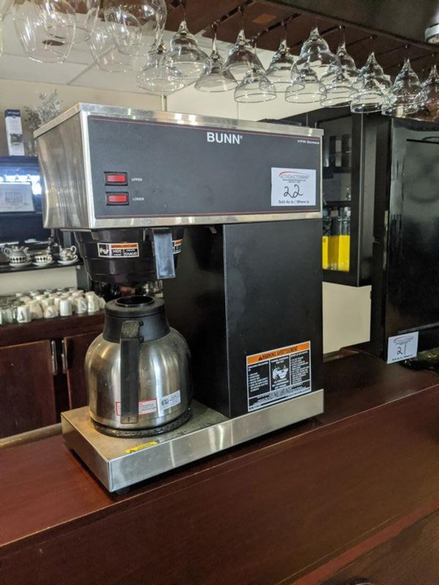 Lot 22 - Bunn Coffee Brewer