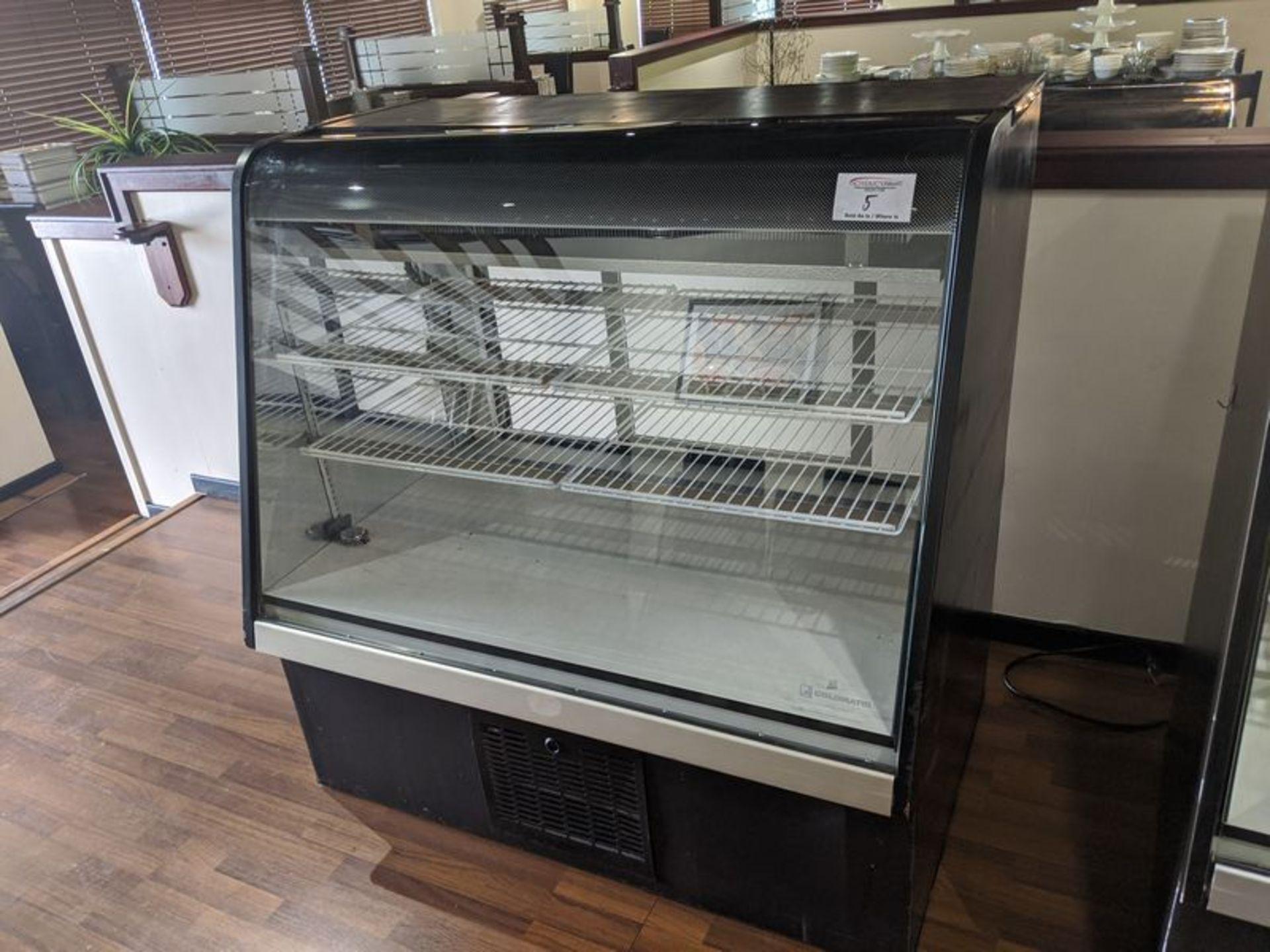 Lot 5 - 4ft Coldstream Display Cooler