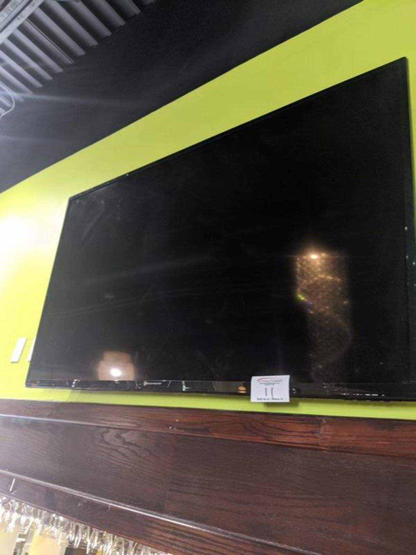 Lot 11 - Element TV with Wall Mount