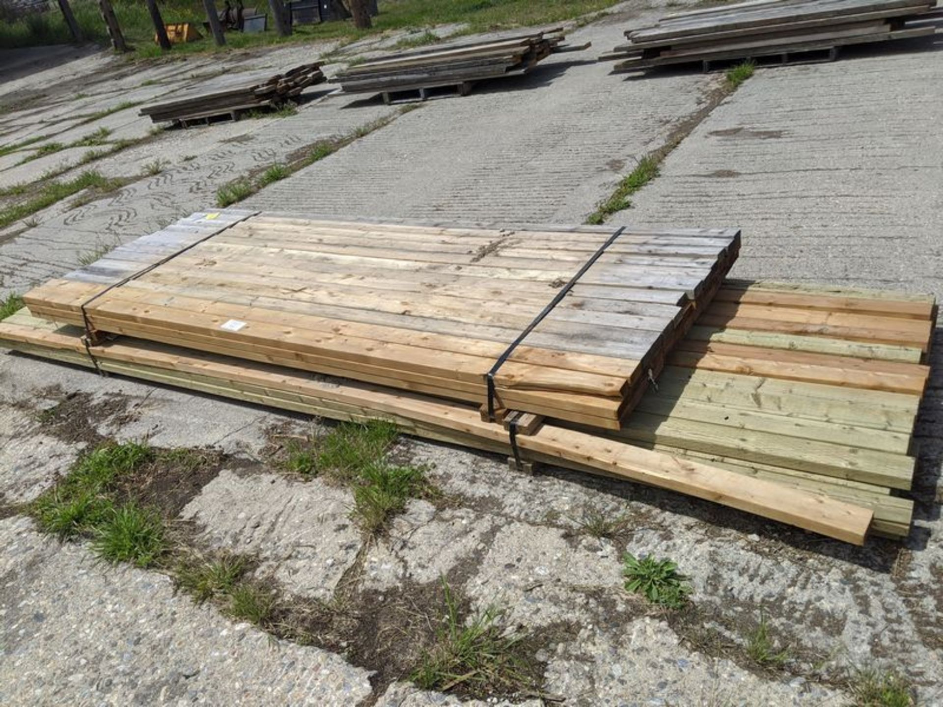 Lot 26 - 2 Slings 2 x 4 Assorted Lengths