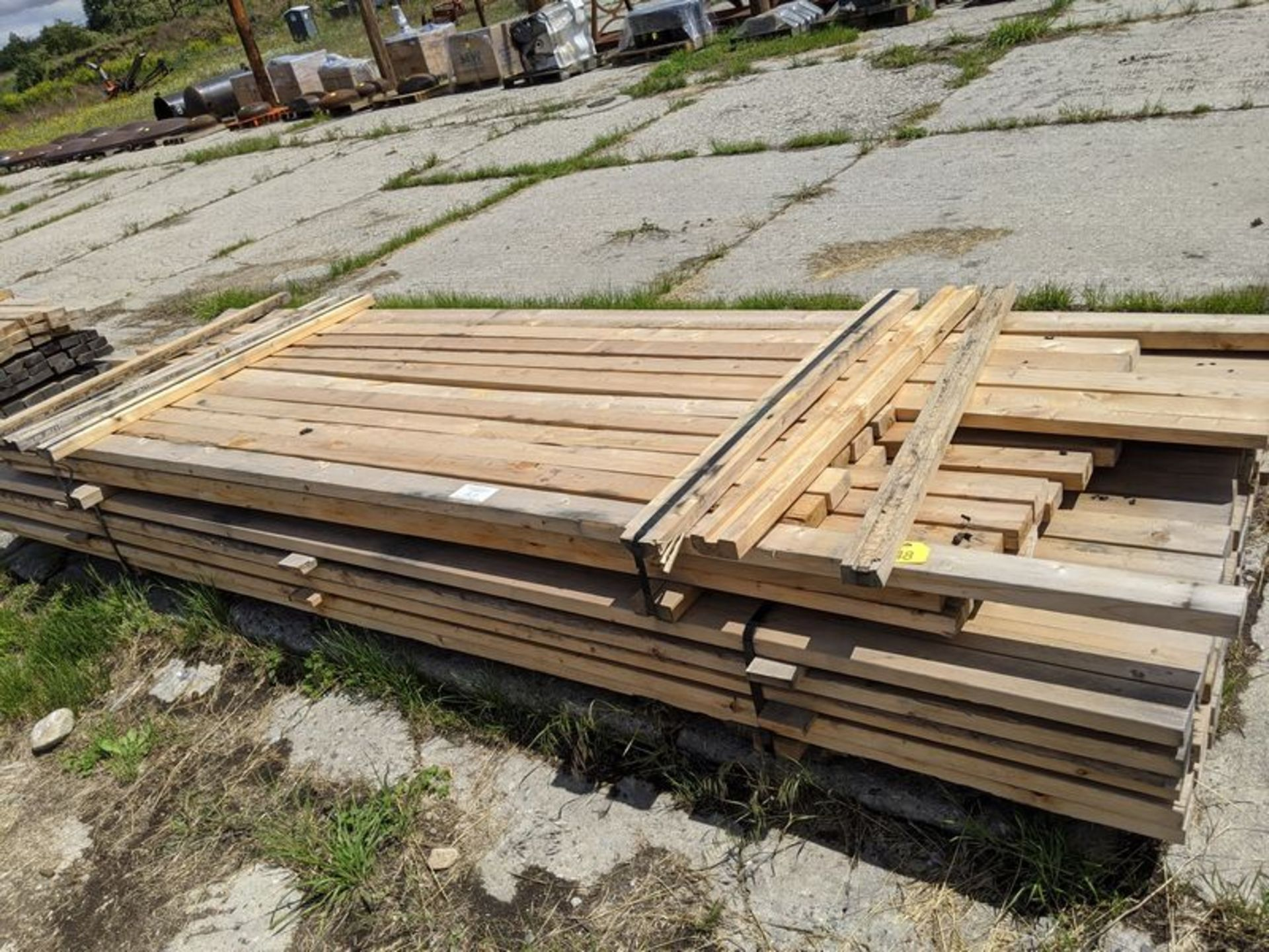 Lot 20 - 2 Slings 2 x 4, Assorted Lengths