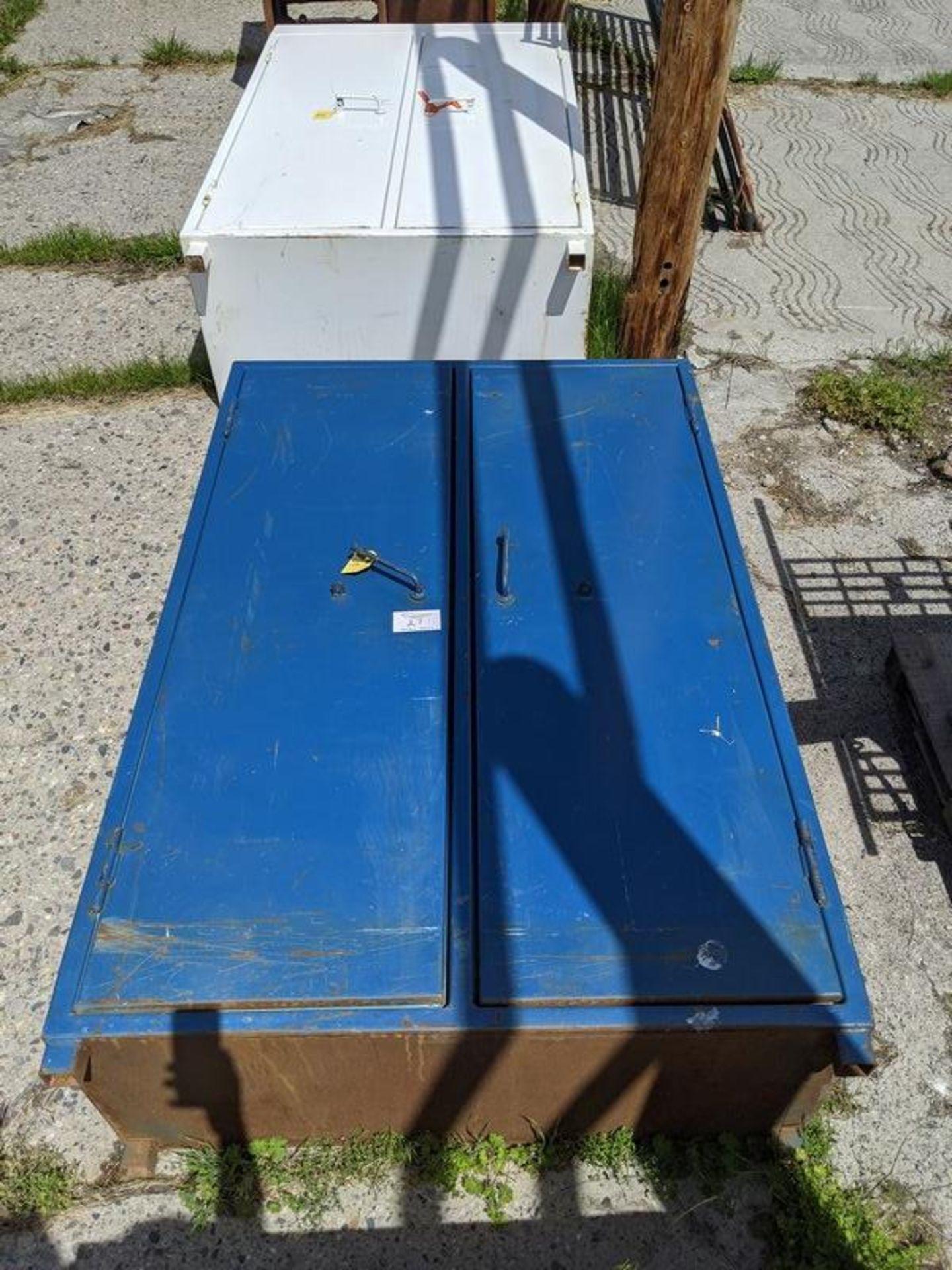 Lot 27 - Heavy Duty Storage Cabinet
