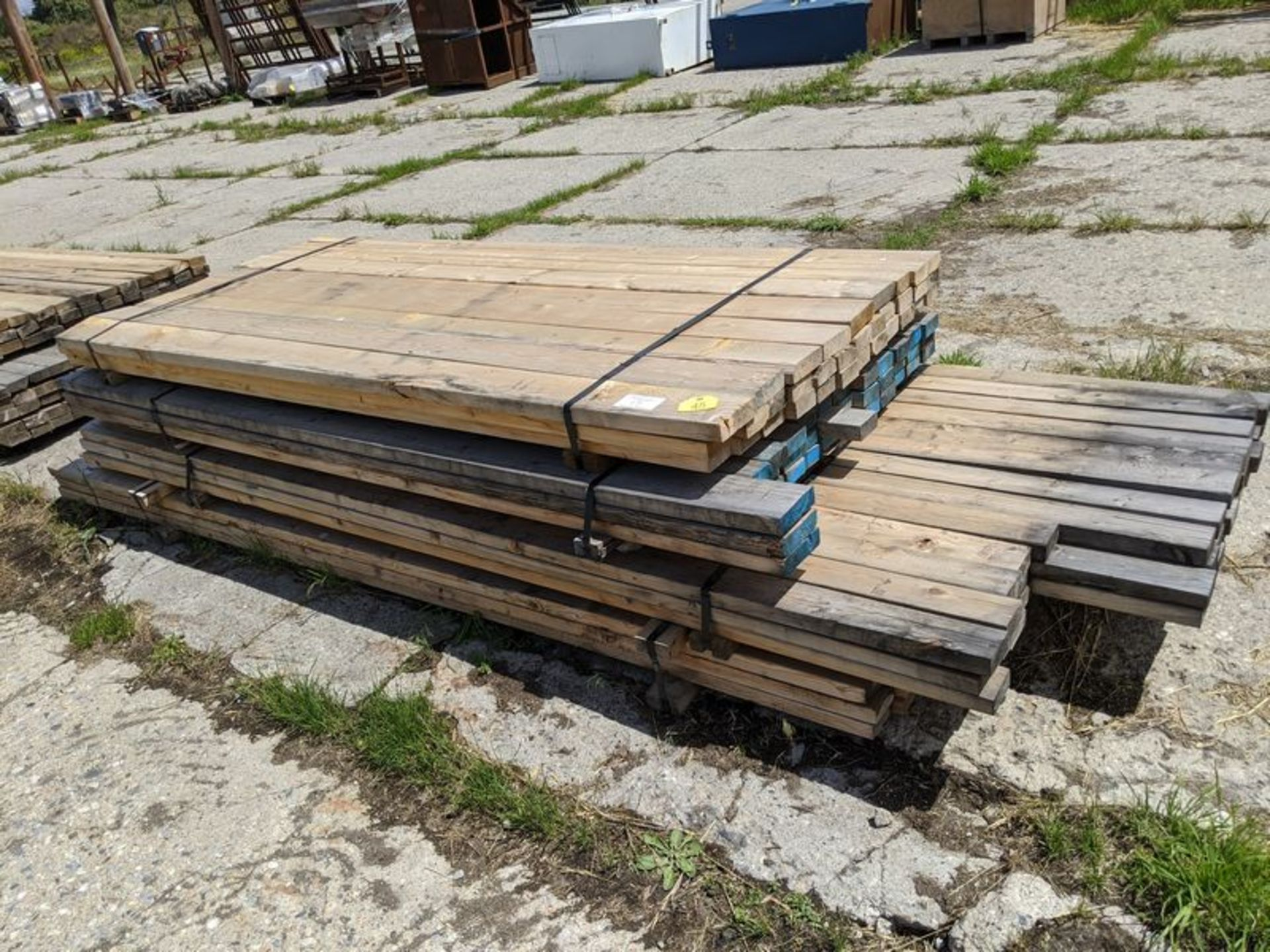Lot 17 - 4 Slings, Assorted, 2 x 4 and 2 x 6