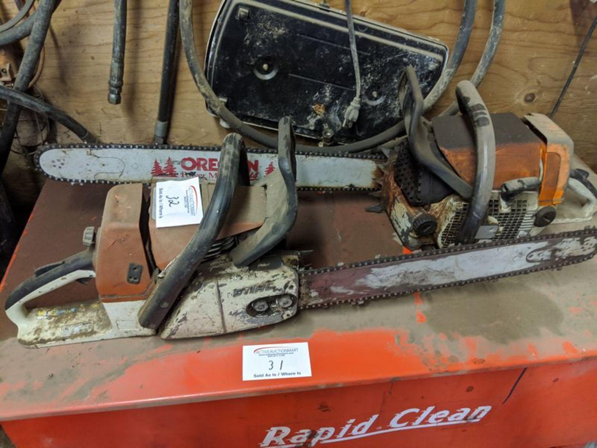 Lot 32 - Stihl Chainsaw - Condition Unknown