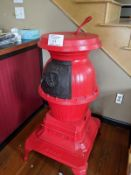 Antique Mclary 290 Blazer Wood Stove