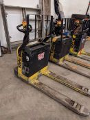 Yale Electric Pallet Mover with Charger