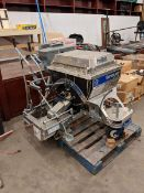 Graco Thermolazer Pro Melt Line Stripping System and Painter - Used 5 Times. Paid over $20,000