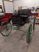 2 Seater Antique Doctors Buggy McLaughlin
