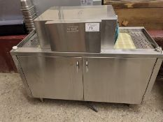 "Moyer Diebel 48"" Pass Thru Glass Washer"
