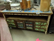 Approx. 6ft Wood Buffet Counter