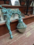 Antique Outdoor Light Fixture