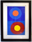 SIR TERRY FROST RA (1915-2003); a signed limited edition lithograph, 'Two Lovers for Trevarvo',