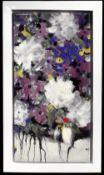 DANIELLE O'CONNOR AKIYAMA (born 1957); a signed embellished limited edition 'Posterity II',
