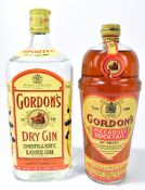 SPIRITS; a single bottle of George VI era Gordon's Piccadilly Cocktail, 46 proof, and a further