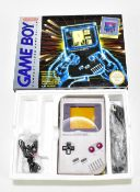 A Nintendo Gameboy in original box.Additional InformationNot tested, no guarantee of working