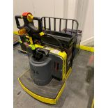 Hyster pallet jack with batter and charger; 4610 HOURS