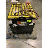 Forklift battery