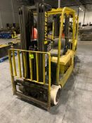 Hyster Lift Truck; Serial Number J160N04276F; 12665 HOURS