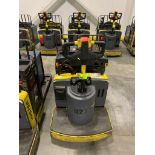 Hyster pallet jack with batter and charger; 6660 HOURS