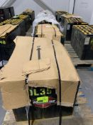(6) Forklift batteries